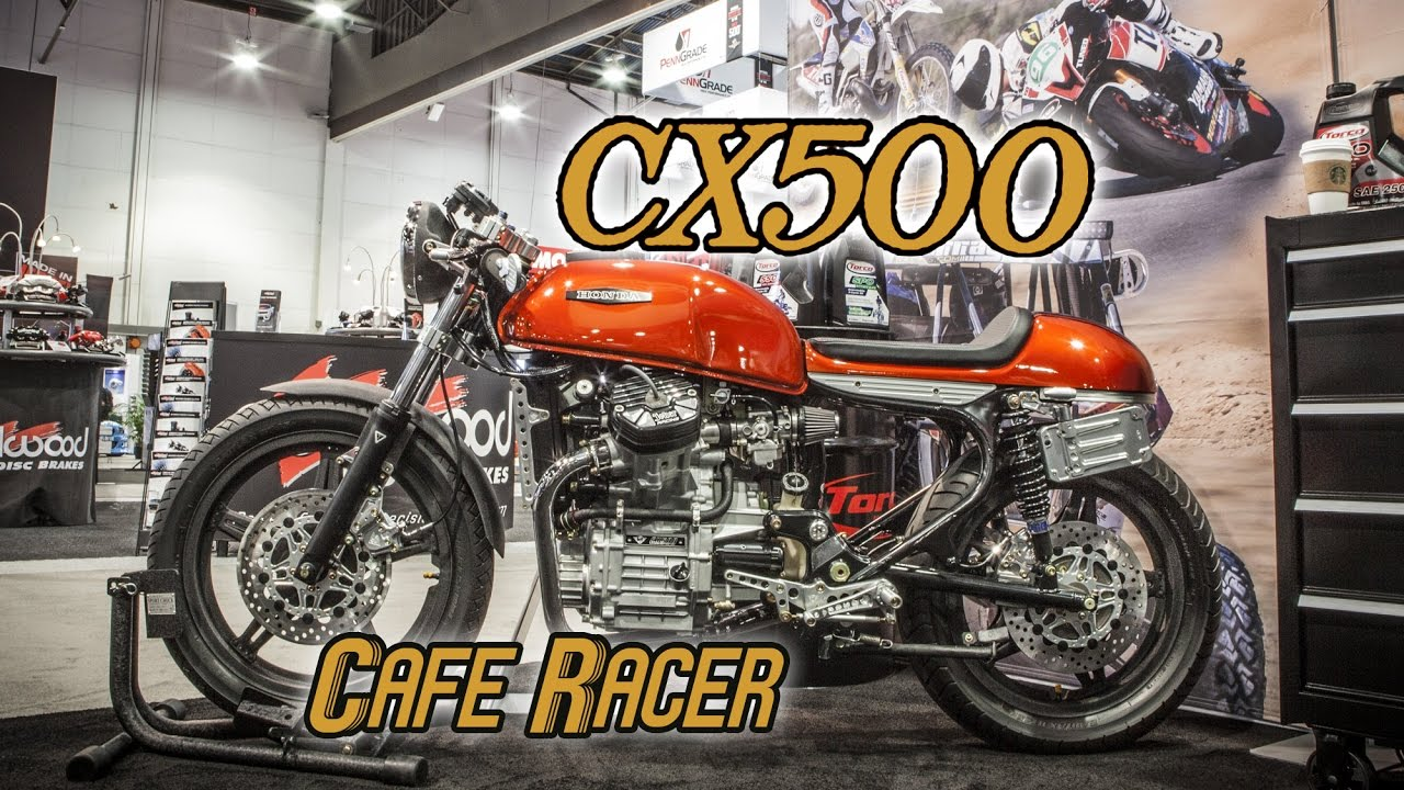 hight resolution of honda cx500 cafe racer build by joker machine