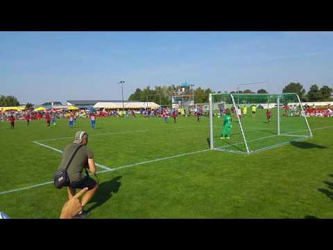 Donauauencup 2016 Endspiel