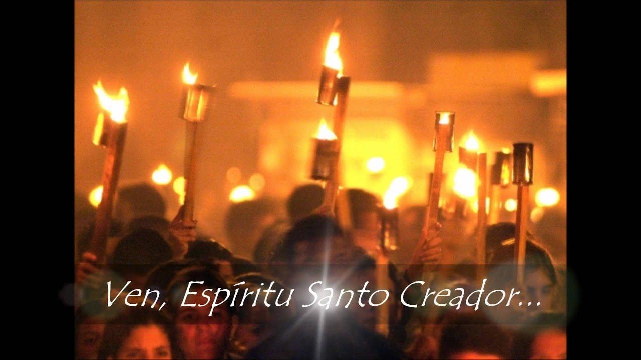 How To Make Animated Wallpaper Ven Esp 237 Ritu Santo Creador Pentecost 233 S 2012 Youtube