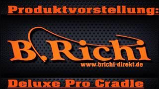 B.Richi Cradle Deluxe Pro Abhakmatte Carpcradle Schonmatte