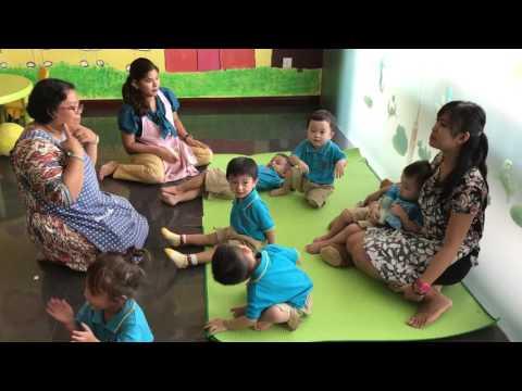 Joellson jon toddler class @St Andrew school batam