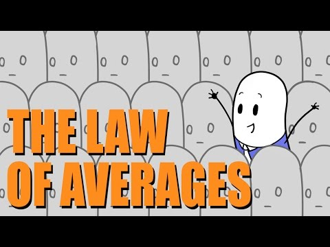 Law Of Averages - How To Be Successful In Anything You Do