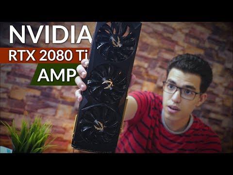 كارت شاشة اغلي من تجميعتك 😱😱 - RTX 2080Ti Review