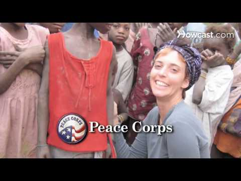 How to Join the Peace Corps