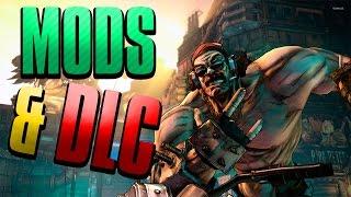 Borderlands 2 Mods & DLC