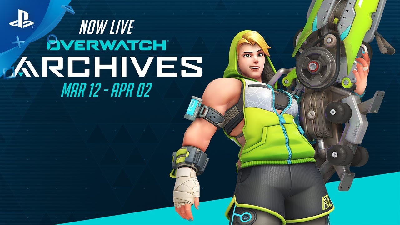 Assistir - Overwatch - Archives 2020 | PS4 - online