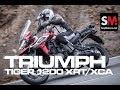 Triumph Tiger 1200 XRT y XCA 2018: Prueba Moto Maxi Trail [FULLHD]