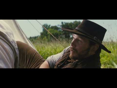 'The Magnificent Seven' (2016) BLU-RAY EXTRAS — Breakfast Prayer (Deleted Scene)