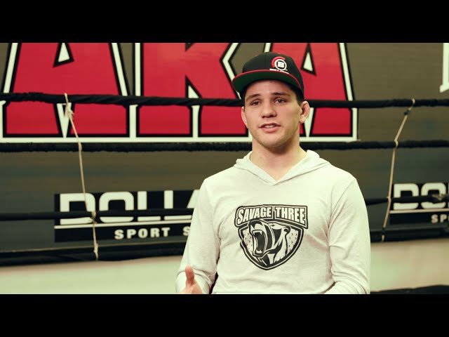 Bellator 154: 5 Rounds with Adam Piccolotti