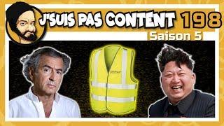 J'SUIS PAS CONTENT ! #198 : Gilets Jaunes, petite leçon de manipulation médiatique :)