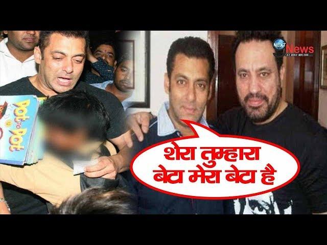 Debut Alert Salman Khan To Launch His Bodyguard Sheras Son In