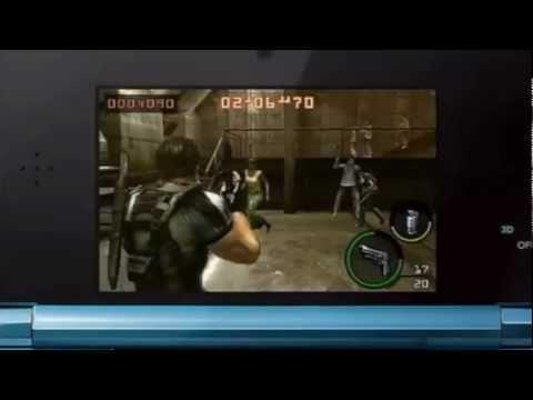 ... Evil Mercenaries 3D TVCM (JP) - YouTube