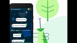 JOGO GRÁTIS PARA APRENDER A PROGRAMAR - Grasshopper - GAME PARA CELULAR - Gameplay em Português
