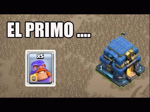 El Primo New Troop TH12 3 Star Attacks Clash Of Clans