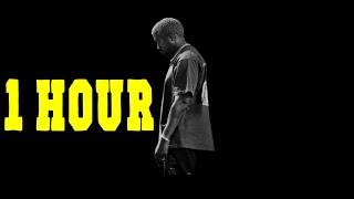 Kanye West - Moon [1 HOUR LOOP] ft. Kid Cudi & Don Toliver