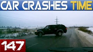 Car Crashes Compilation - Best of the Week - Episode #147 HD