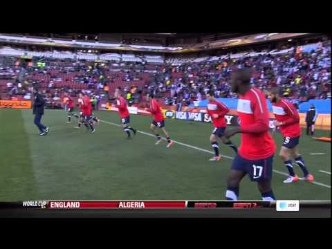 USMNT Slovenia 2010 World Cup 1 of 5 Full Game USA