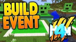MEMORY BUILD EVENT!!  HOW TO MINECRAFT 4 #63 (Minecraft 1.8 SMP)
