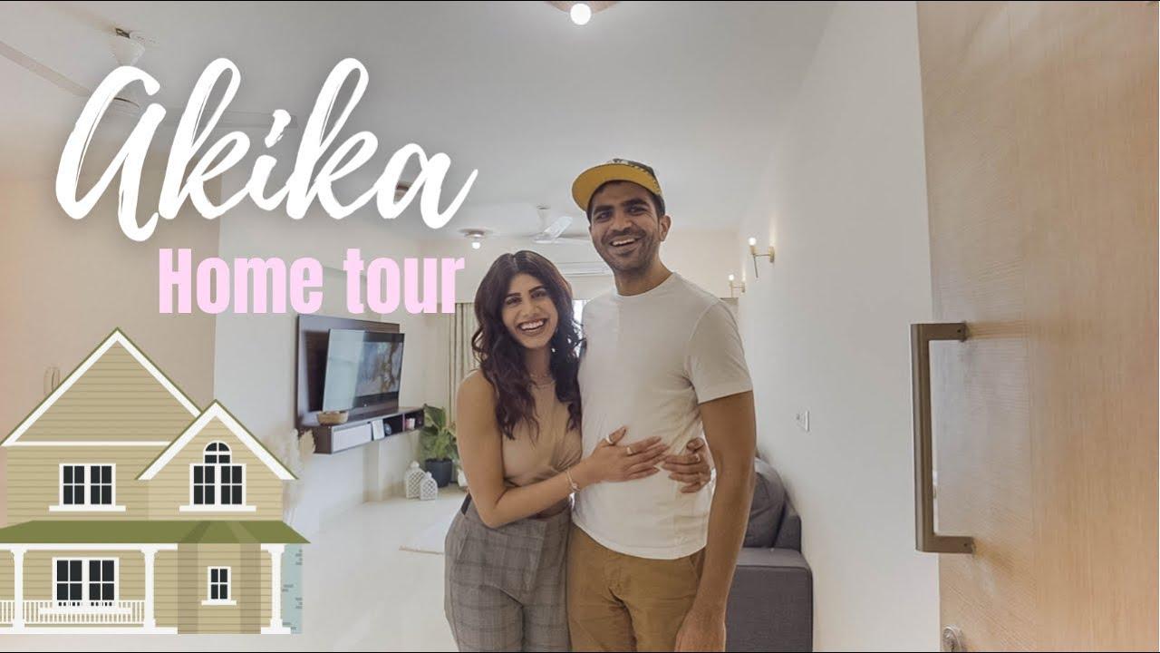 Download THE AKIKA HOME TOUR 🏡