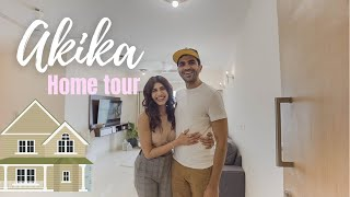 THE AKIKA HOME TOUR 🏡
