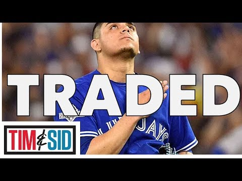 Instant Analysis: Toronto Blue Jays Trade Roberto Osuna | Tim and Sid