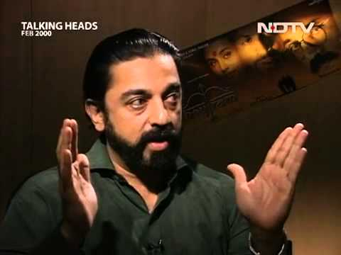 Talking Heads  In conversation with Kamal Hassan Aired  February 2000 Video