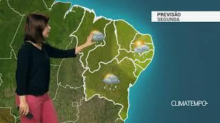 Previsão Nordeste – Mais instabilidade sobre a Região
