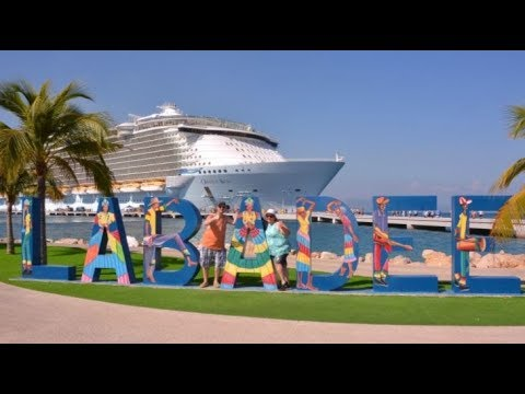 Exploring the private resort of Labadee, Haiti - 2019 Royal Caribbean Cruise - Day 3.1 (4-2-19)