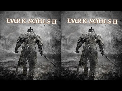 Dark Souls II 3D VR  video 3D SBS google cardboard