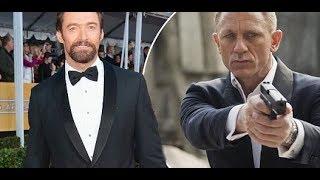Hugh Jackman reveals why he TURNED DOWN James Bond