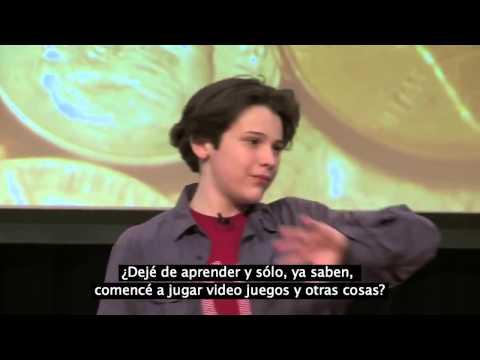 Jacob Barnett en TEDxTeen - Subtítulos en Español