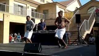 DJ Ganyani ft FB - Xigubu Live @ CPUT Bellville Campus