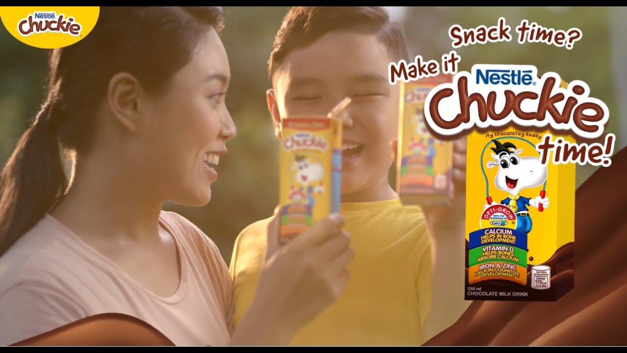 Make Snack Time Chuckie Time! | NESTLÉ CHUCKIE