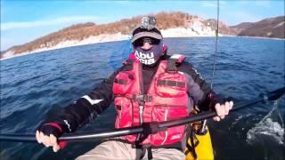 Relax and fishing with kayak friends ,/ Релакс и риболов с каяк и приятели