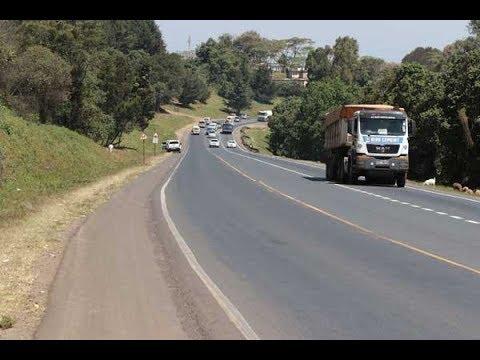 Five die in crash at Makutano along Nakuru-Eldoret highway