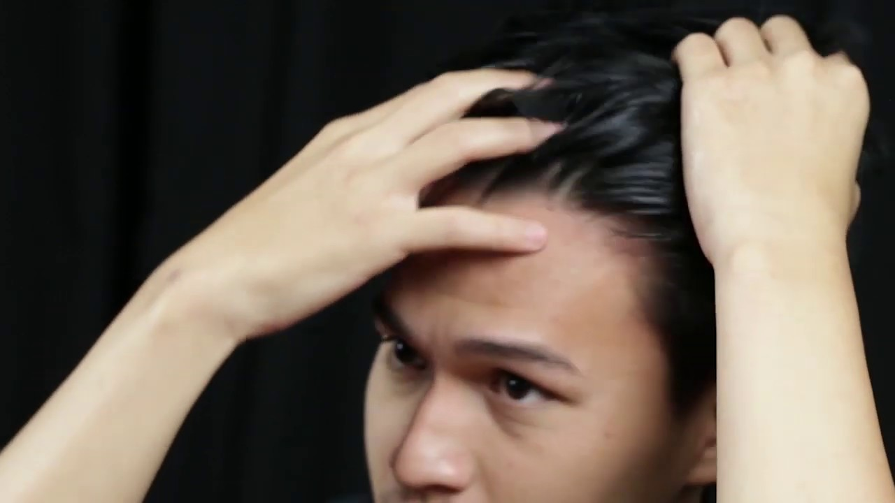 How To Use Hand Sanitizer As A Quick Fix On Oily Hair Youtube