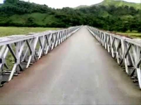 A to Z on a GT III - Lisap Bridge, Bongabong, Mindoro Oriental