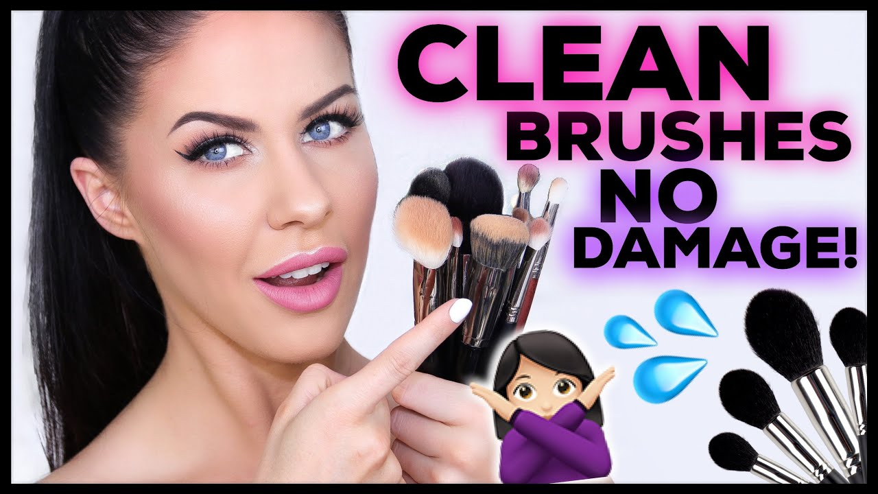 How To Clean Makeup Brushes In 2020 How Often Should You Wash Brushes