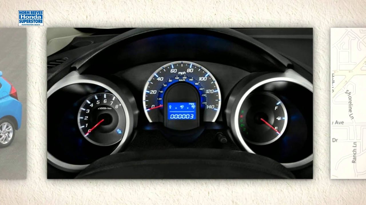 Honda Fit Dashboard Light Guide Huntington Beach Ca