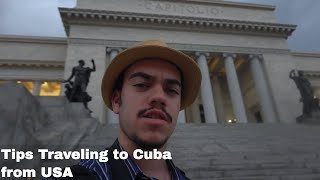 Gambar cover Cuba Travel from the USA | Visa, Best Currency to bring, Airbnb