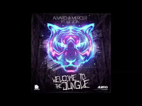 Alvaro   Mercer Feat  lil jon   welcome to the jungle bitch
