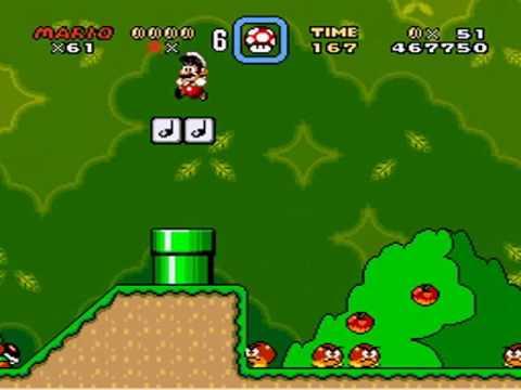 SMW Moon Edition - Yoshi's Island 2