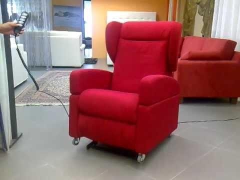 Poltrona Alzapersona Ikea.Poltrona Elettrica Per Anziani Disabili Alzapersona Elevabile Rotelle Variolift Valeria