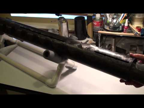 High Powered Rocketry Level 3 Cerification Build