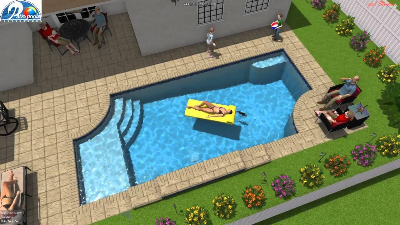 Patio Pools Tampa Florida Est. 1979 Custom Inground ...