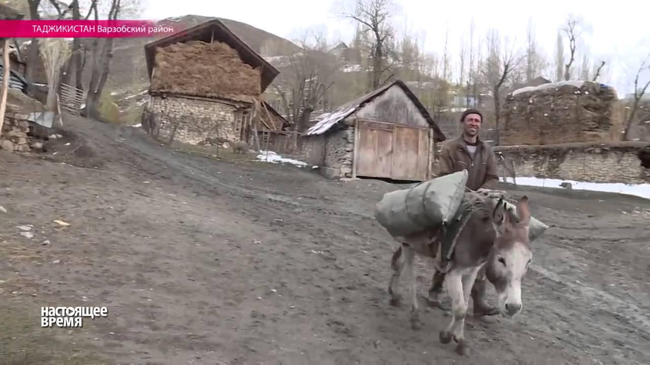 Картинки таджикистан зимой