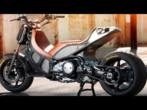 Yamaha T Max 850 Sport Hyper Modified Youtube