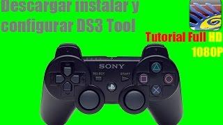 Descargar instalar y configurar DS3 Tool [Tutorial][Full HD]