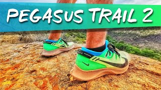 NIKE PEGASUS TRAIL 2 - UNBOXING Y RESEÑA / REVIEW