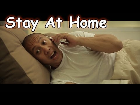 Work From Home - 5th Harmony (PARODY) by Mikey Bustos | Stay At Home